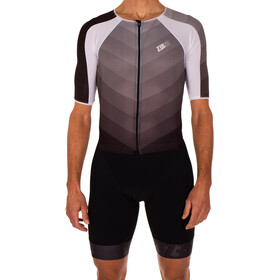 Z3R0D Racer Time Trial Trisuit Heren, black series